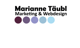 Mag.(FH) Marianne Täubl | Marketing & Webdesign